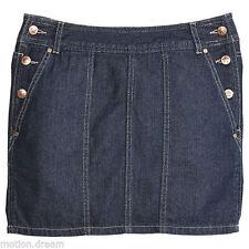 Cotton Blend Regular Machine Washable Mini Skirts for Women