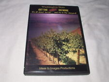 Washington State - Get the Dirt on Wine (2006) DVD Tasting History Winery Grapes