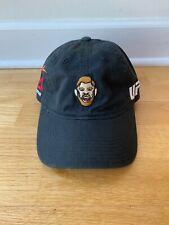 Conor McGregor UFC Champion Reebok Hat with stitched Signature RARE - NEW