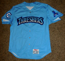 2016 Josh Tobias Game Used Clearwater Threshers MiLB Jersey - Red Sox Prospect!