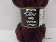 Bernat Really Big Super Bulky Yarn ~ Colour Morocco 80 grams/2.8 oz ~
