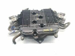 07-09 Nissan 350z G35 08-12 EX35 Air Intake Manifold W Throttle Body 14010JK21A