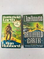 Battlefield Earth A Saga For The Year 3000 By Ron Hubbard Paperback Book 1984