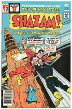 Shazam 28 DC 1977 VF 1st Bronze Black Adam Captain Marvel Family