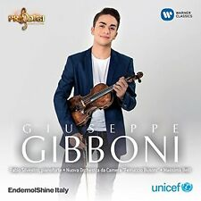 Prodigi: Giuseppe Gibboni [Audio CD] Giuseppe Gibboni …