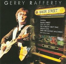GERRY RAFFERTY - BAKER STREET [EMI GOLD] NEW CD