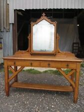 Gothic Victorian Dressing Tables (1837-1901)