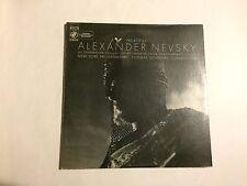 Alexander Nevsky- Prokofiev - Thomas Schippers / New York Philharmonic vinyl LP