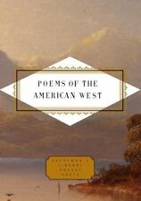 Poems of the American West (Hardback or Cased Book)