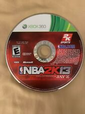 NBA 2K13 - Xbox 360 - Game Only - Good Condition