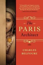The Paris Architect by Charles Belfoure (2014, Paperback book)