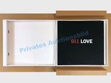 Porsche 911 Love XXL –Premium Limited Edition 25/50, Coffeetable-Version 50x50cm