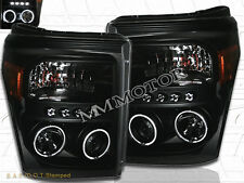 11-15 Ford F-series 250 / 350 /450 Superduty Twin CCFL Halo Projector Headlights