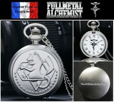 Montre gousset NEUVE ! Pocket Watch - Fullmetal Alchemist Edward Elric ( Ref 3 )
