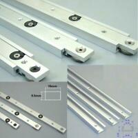 Aluminium alloy T-tracks Slot Miter Track And Miter Bar Slider Table Saw Miter