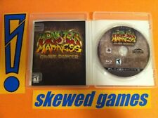Monster Madness Grave Danger - PS3 PlayStation 3 Sony COMPLETE