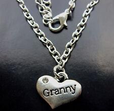 Markenlose Modeschmuck-Halsketten aus Metall-Legierung mit Herz-Schliffform