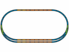 Piko 55367 Bettung für A-Gleis Set A & E H0