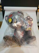 RARE LARGE new Mezco Toyz Mega Death Mittens Creepy Cuddlers Zombie Undead Cat
