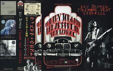 Led Zeppelin / LIVE - Fillmore 1969 / 1CD With OBI STRIP / SOUNDBOARD / WENDY