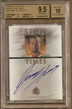 Jamie Skinner Sign of the Times 2000 SP Authentic Beckett Graded 9.5 Auto 10