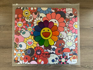 FaZe Clan x Takashi Murakami Mousepad RED Large (17.72 x 15.75)