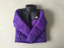 the north face jacket Purple Puffer Coat Size M RRP £250