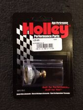 HOLLEY 125-65 6.5 REPLACEMENT POWER VALVE STANDARD FLOW SINGLE STAGE & GASKET
