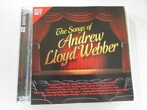 The Songs of Andrew Lloyd Webber - 2 CD set
