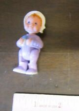 Fisher Price Loving Family Dollhouse family baby boy purple red head infant son