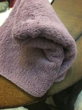 Dunelm Egyptian Cotton  Hand Towel - Light Purple Great Condition