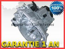 Boite de vitesses Citroen C3 Pluriel 1.4 HDI 1 an de garantie