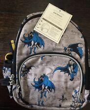 Pottery Barn Kids Batman Pre K Backpack NWT