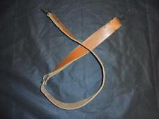 Danish Military Army Leather Sling fits MG34 / 42 / 53 FREE UK Postage