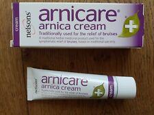BNIP Nelson's Arnicare Arnica Cream for relief of bruises 30g Exp April 2022