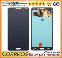 Pantalla Completa LCD DISPLAY PARA Samsung Galaxy A5 SM-A500F negro GH97-16679B