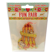 Helter SKELTER-CLEAR STAMP-Helz CuppLEDitch Fun Fair Collection