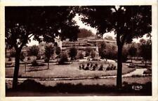 CPA Saint Agréve. Centre touristique renommé- Le Jardin public. (660716)