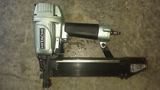 "Hitachi N5008AC2 7/16"" Crown Construction Sheathing Stapler 16 guage staple gun"
