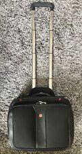 "SWISS GEAR, WENGER 17"" PATRIOT Rolling Briefcase"