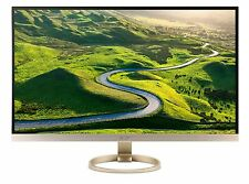 Acer H277HU kmipuz 27-Inch IPS WQHD 2560 x 1440 Computer Gaming PC Monitor