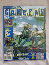 GAMEFAN US Gaming Magazine Volume 4 Issue 7 July RARE !! mag game fan