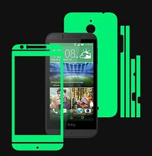 Glow in the Dark Skin Protector,Full Body Vinyl Decal Case Wrap, HTC Desire 510