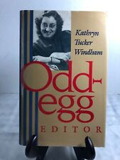Odd-Egg Editor by Kathryn Tucker Windham (1990, Hardcover)