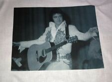 1 Elvis Presley Quilt Block In Jumpsuit With Guitar SEWING FABRIC MOVIE