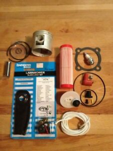 Victa 2 Stroke Complete Rebuild Kit – Carby, Blades, Filter Service Kit
