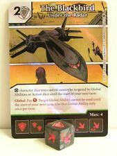 Dice Masters - 1x #076 The Blackbird Under the Radar Foil-X-Men First Class