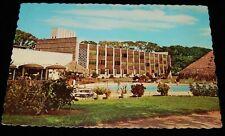"Vintage Postcard,PARAMARIBO, SURINAME,""Greetings"",Torarica Hotel,To Grosse Pt,MI"