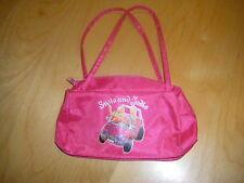 Mädchen Spiel Tasche **Rosa mit reisverschluss**11 /20 cm