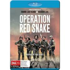 Operation Red Snake : NEW Blu-Ray